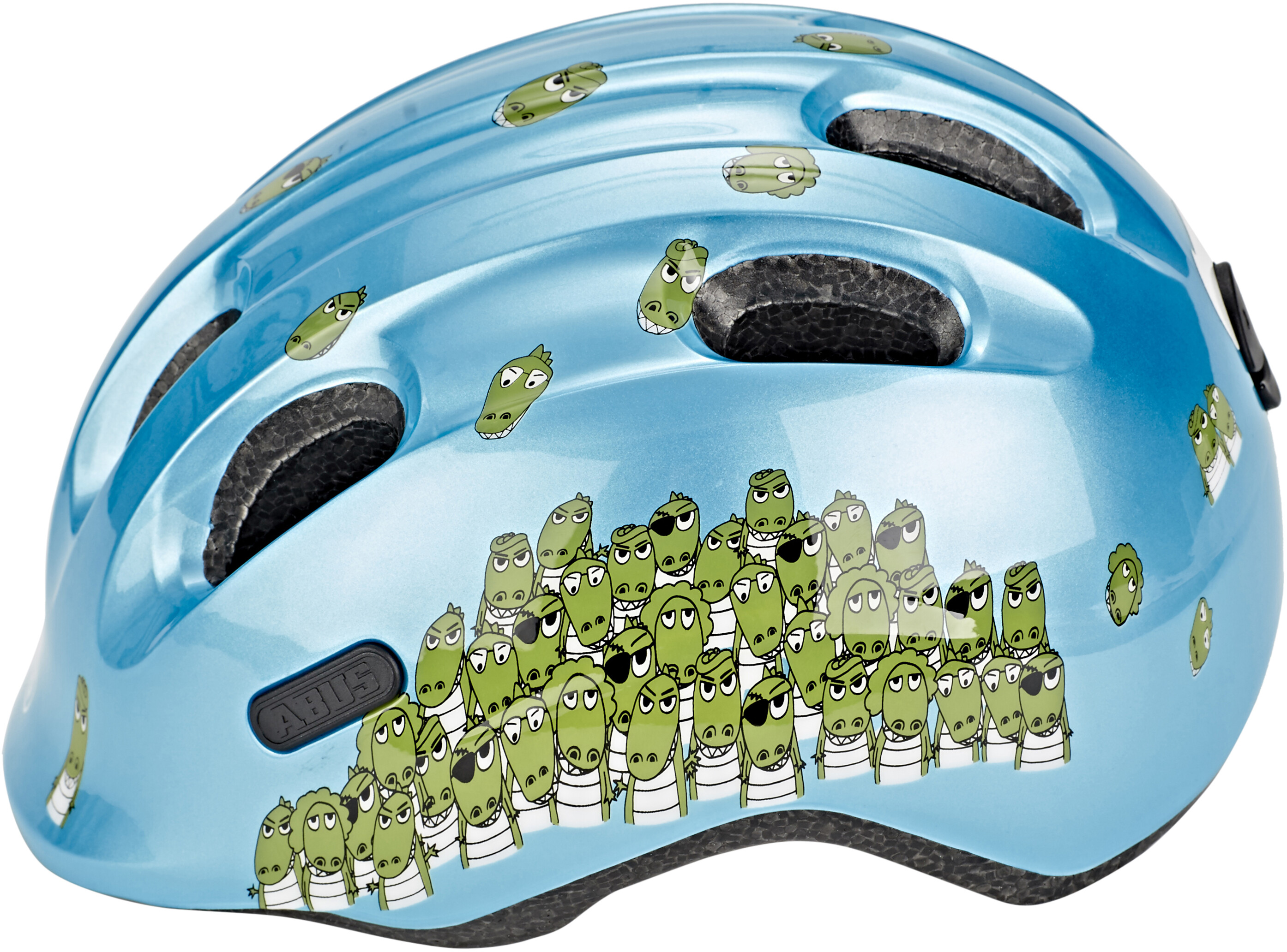 ABUS Smiley 2.0 Cykelhjälm Barn grön turkos - till fenomenalt pris ... 0ae85c023628a